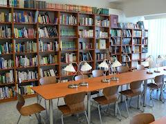 Könyvtárunk másik nagy terme