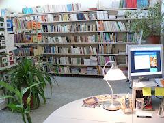 Könyvtárunk egyik terme