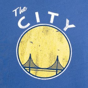 golden state warriors the city shirt