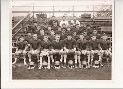 Pottsville midget football league