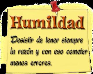 Resultado de imagen para actitud humilde
