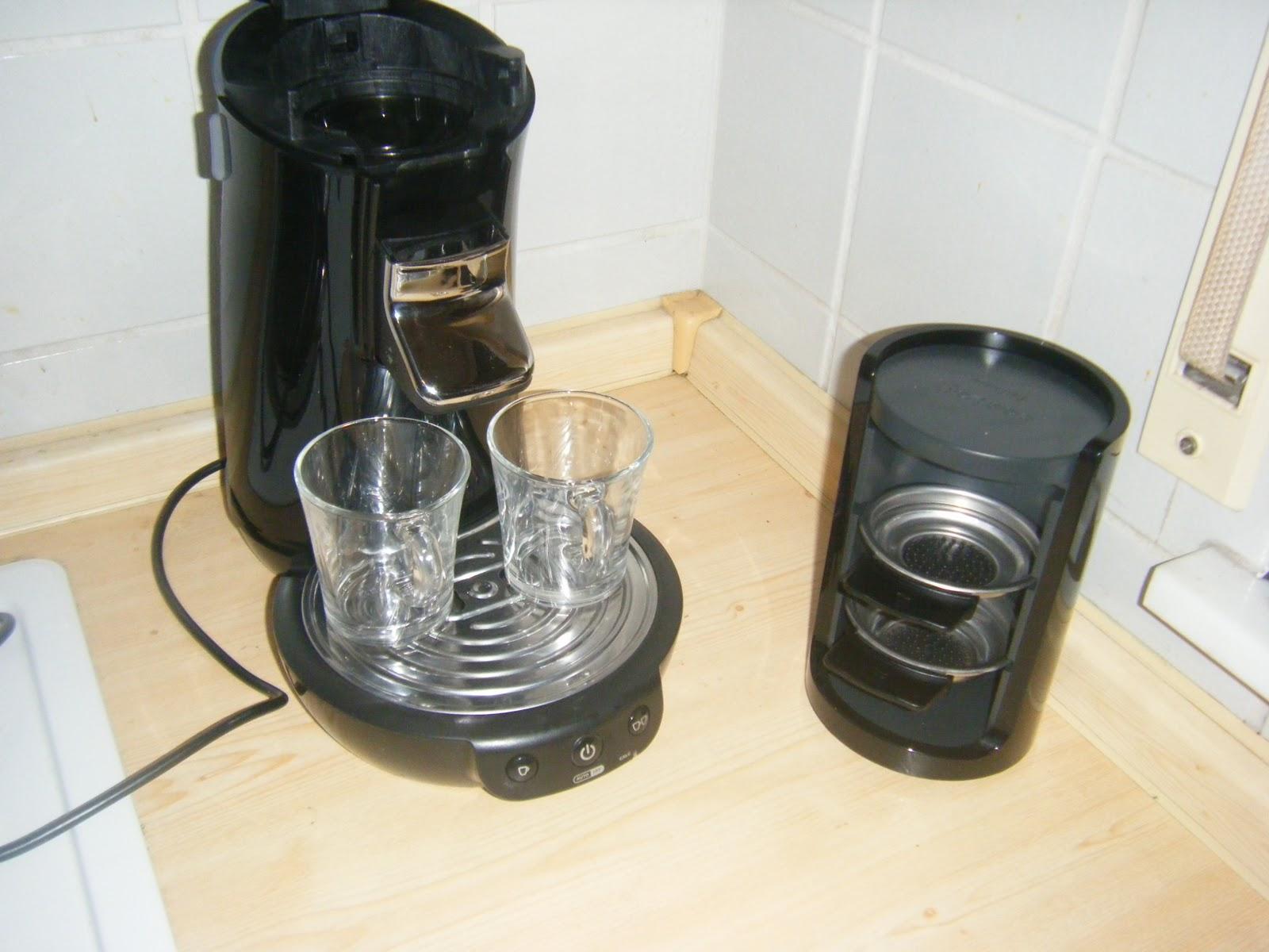Kaffee Oder Gefärbtes Heißes Wasser? Senseo Viva Cafe Im Test