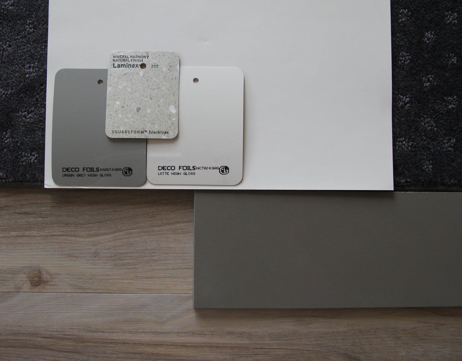 Grey Kitchen Kickboards