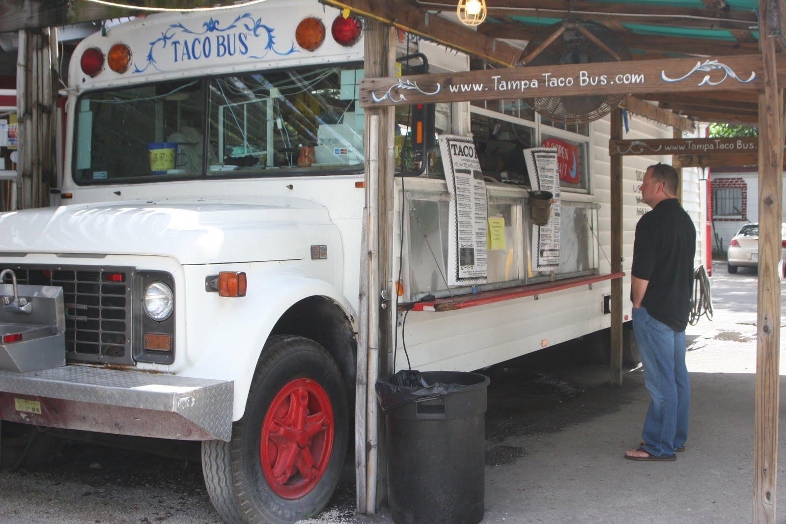 ADDetour  The Tampa Taco Bus  Midlife Road Trip