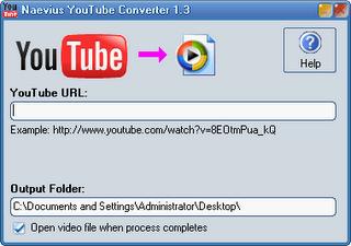 Naevius YouTube Converter v1.3