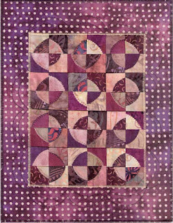 weekly journal quilt
