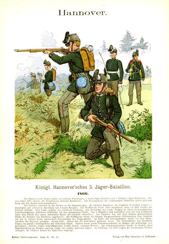 sichart hannoversche truppen