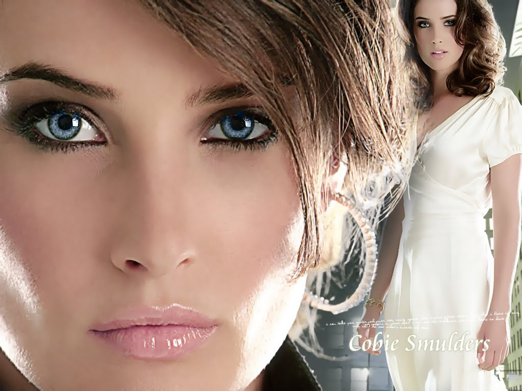 cobie smulders wallpapers - photo #3