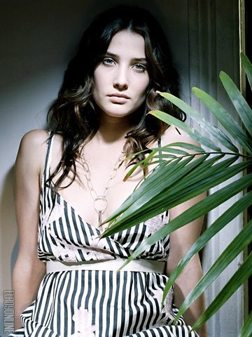 Cute Stylish Child Girl Wallpaper Celebrity Wallpapers And Videos Cobie Smulders