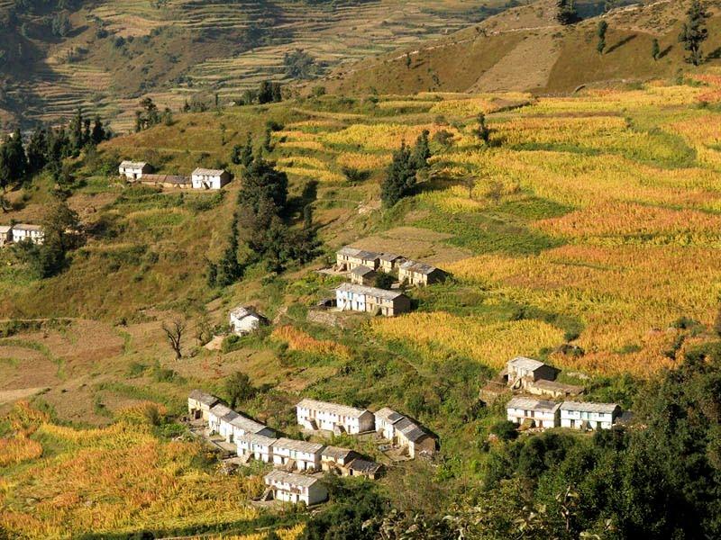 uttaranchal village