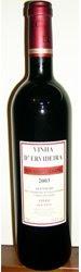 180 - Vinha D'Ervideira Trincadeira & Aragonez 2003 (Tinto)