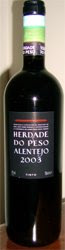 136 - Herdade do Peso 2003 (Tinto)