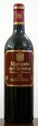75 - Marqués de Cáceres 2001 (Tinto)