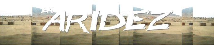 La Aridez