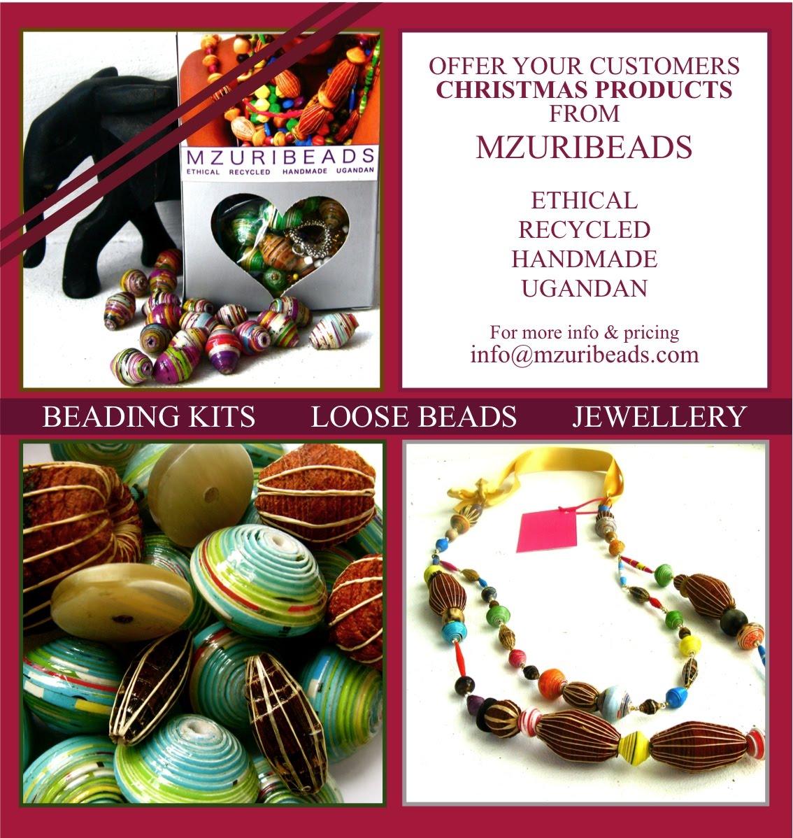Mzuribeads ETHICAL UGANDAN BEADS: October 2010