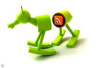 RSS - Green Pony