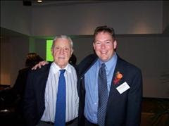 Ben Bradlee, Former Editor of the Washington Post