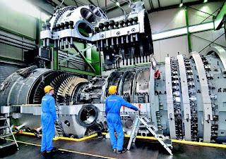 Alma De Herrero Turbinas De Gas Siemens