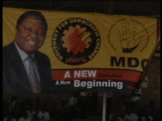 Morgan Tsvangirai: The Great White Hope?