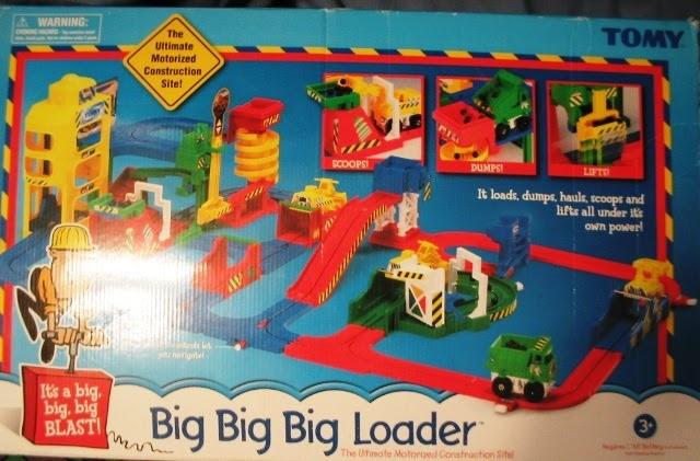 Tomy big loader youtube.