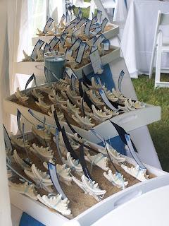 starfish wedding favors