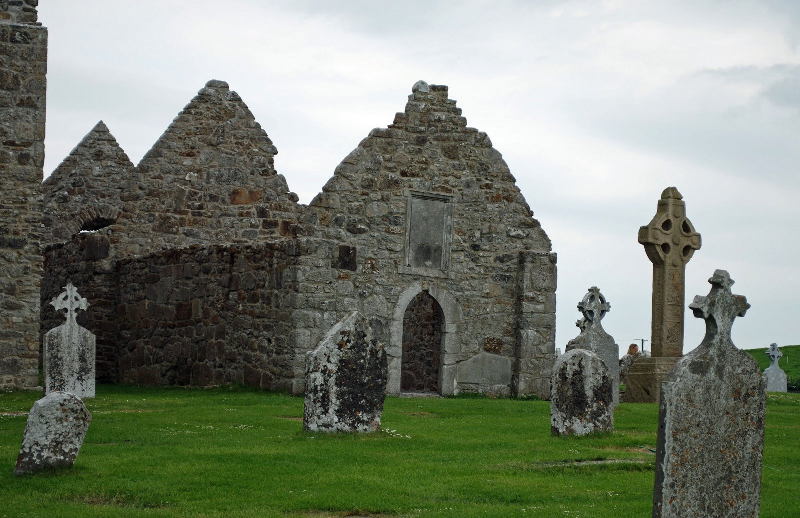 Temple Doulin at Clonmacnois