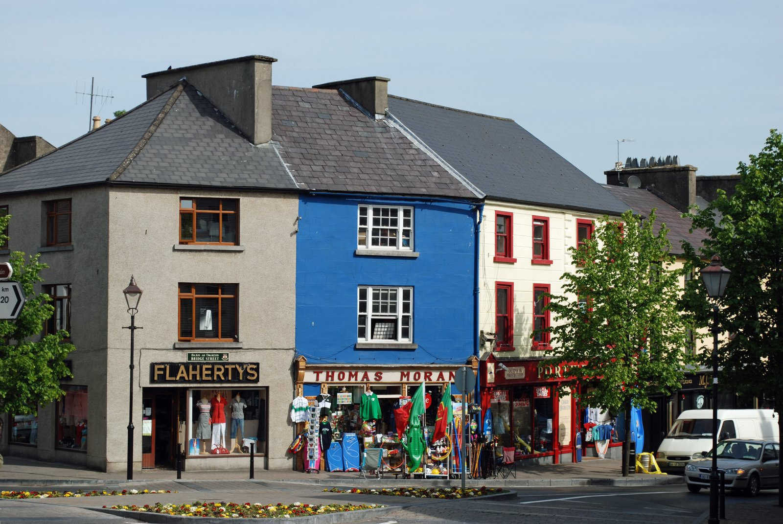 shops in westport, ireland