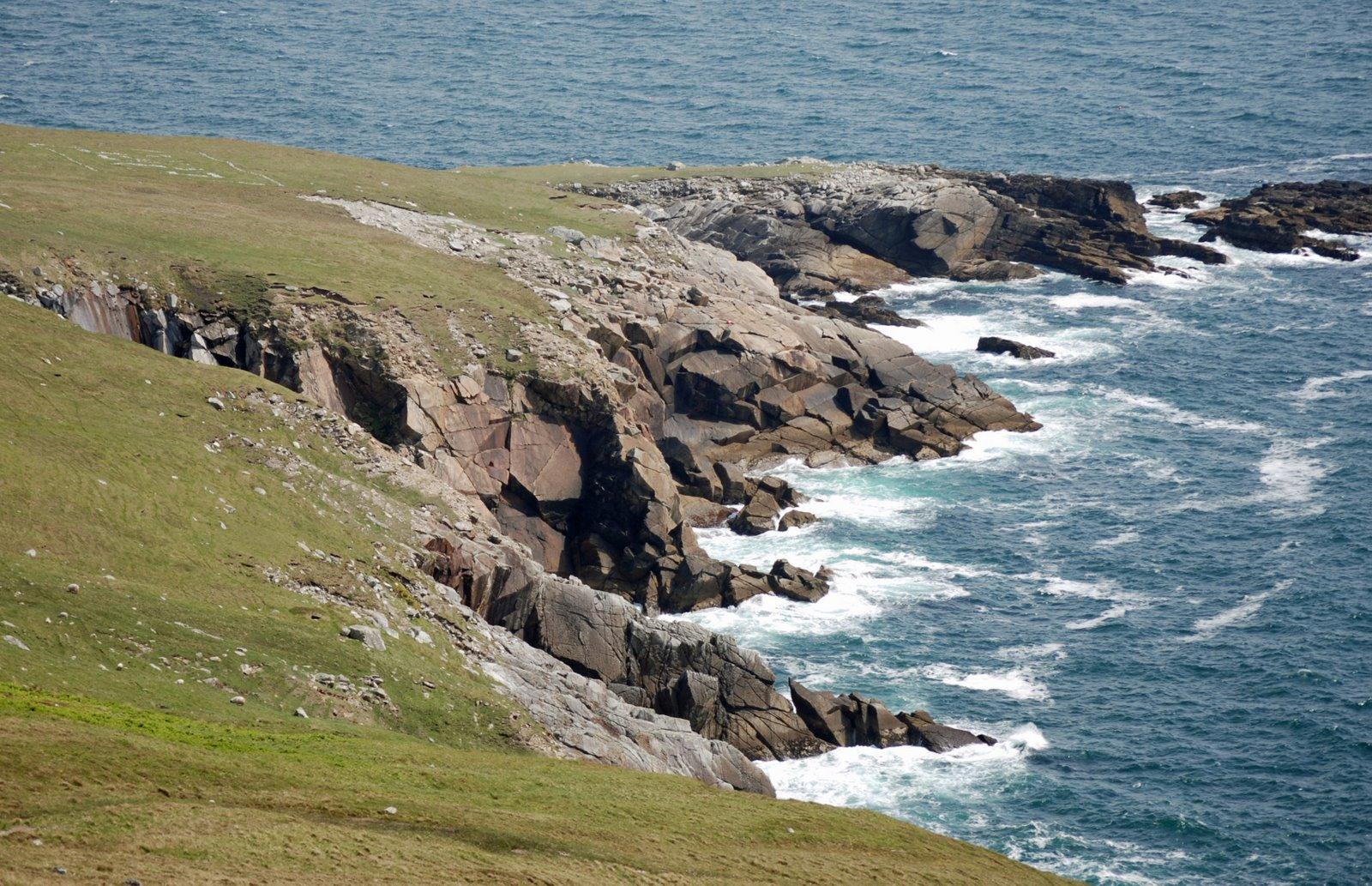 keem bay, achill island, ireland