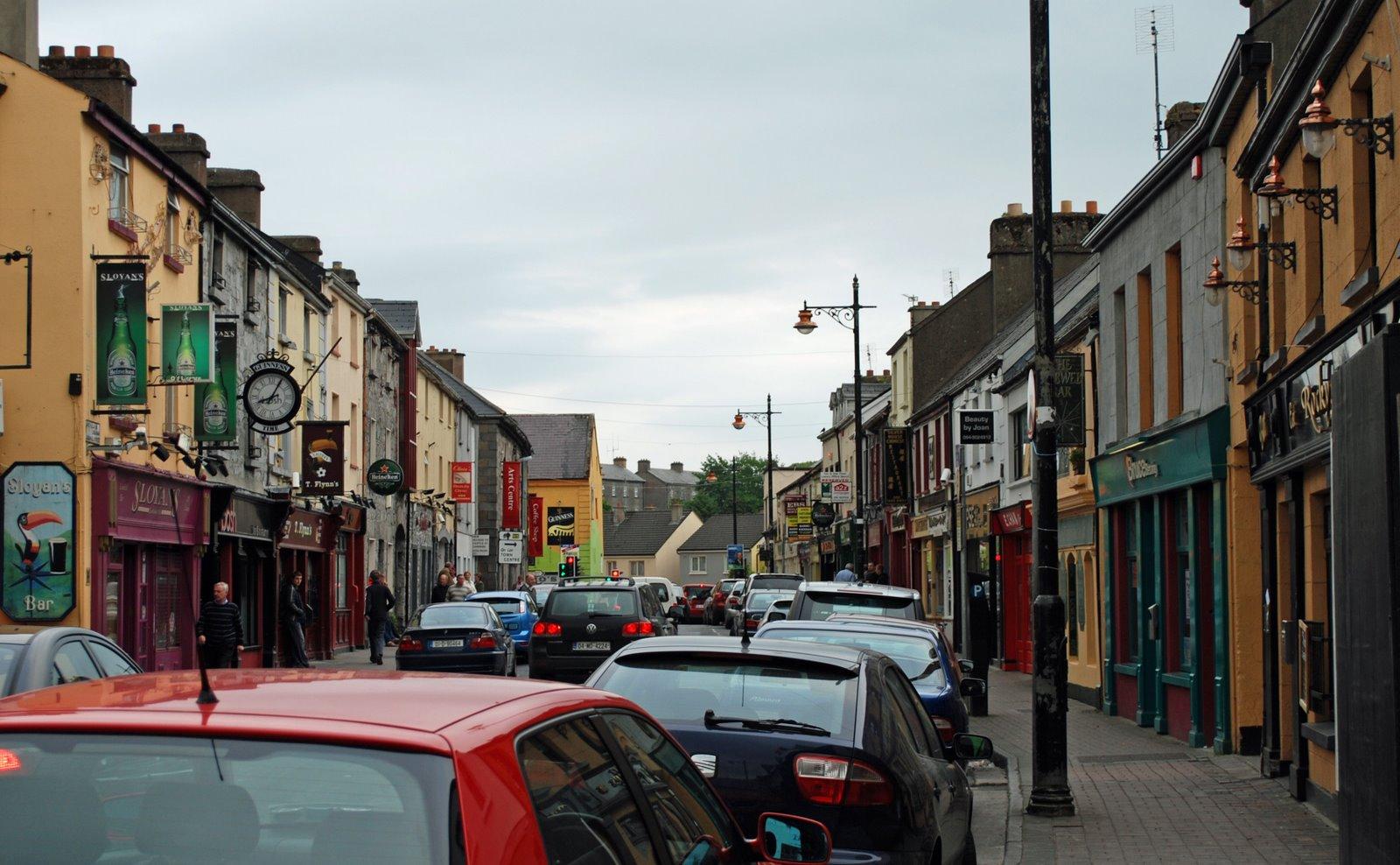 linenhall, castlebar