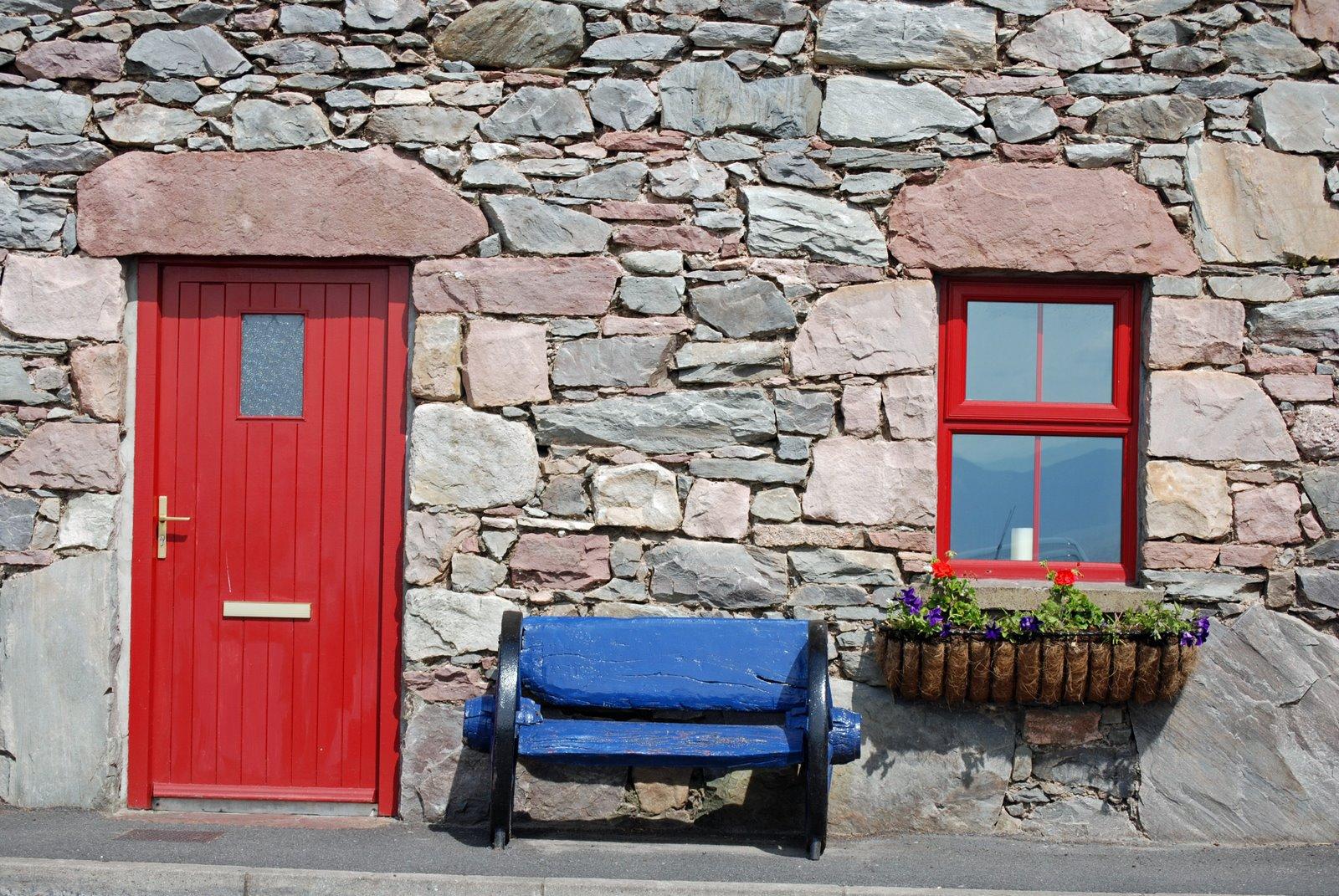 red door, mulraney, ireland