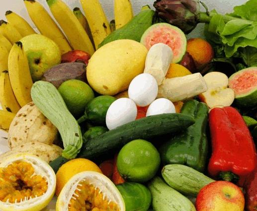 métodos eficientes con comidas bajas en calorías