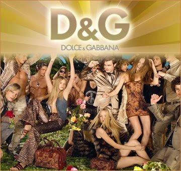 D&G Dolce&Gabbana - мир городского глянца, современная эклектика...