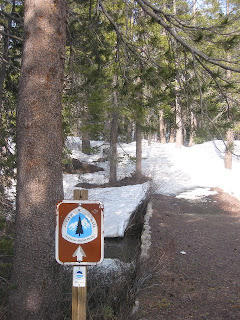 PCT access near Donner Pass