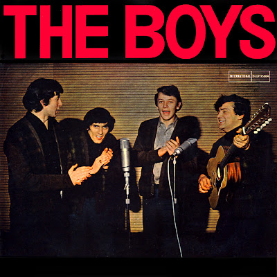 The Boys - Complete Lps & Sgs