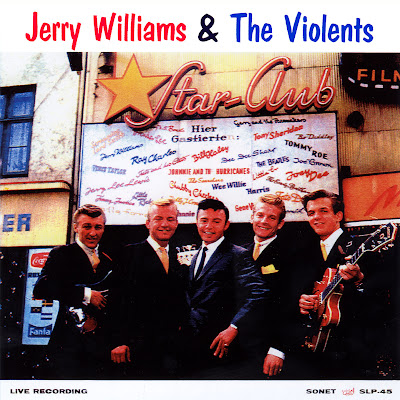 Jerry Williams & The Violents At The Star-Club HH