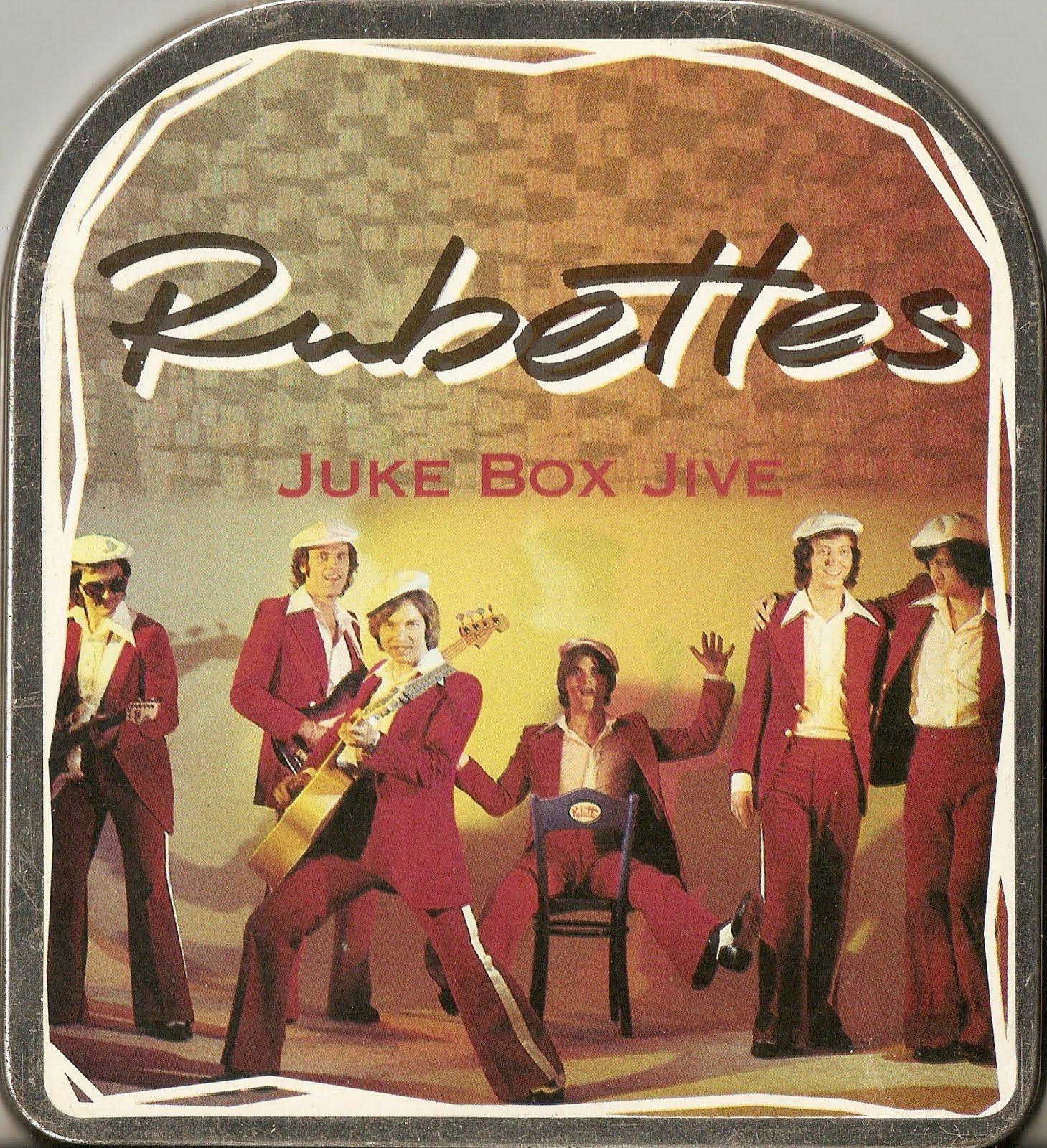 The Rubettes Juke Box Jive