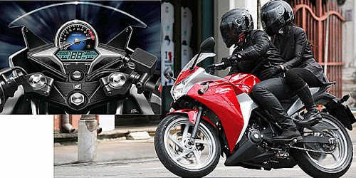 Honda CBR250R Concept1