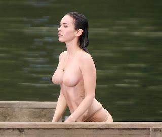 megan fox naked having sex