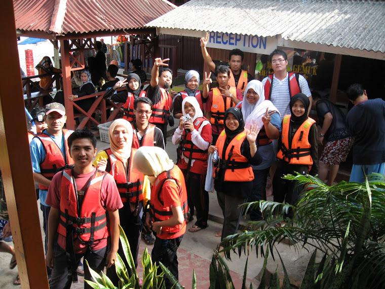 Mak Cik Gemuk Resort, Pulau Kapas