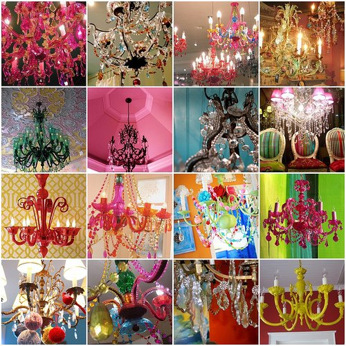 Thank you for visiting My Pink Chandelier! :)