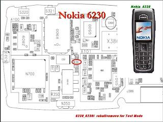 Mobile Repairing Solutions: Nokia 6230 Local / Test Mode