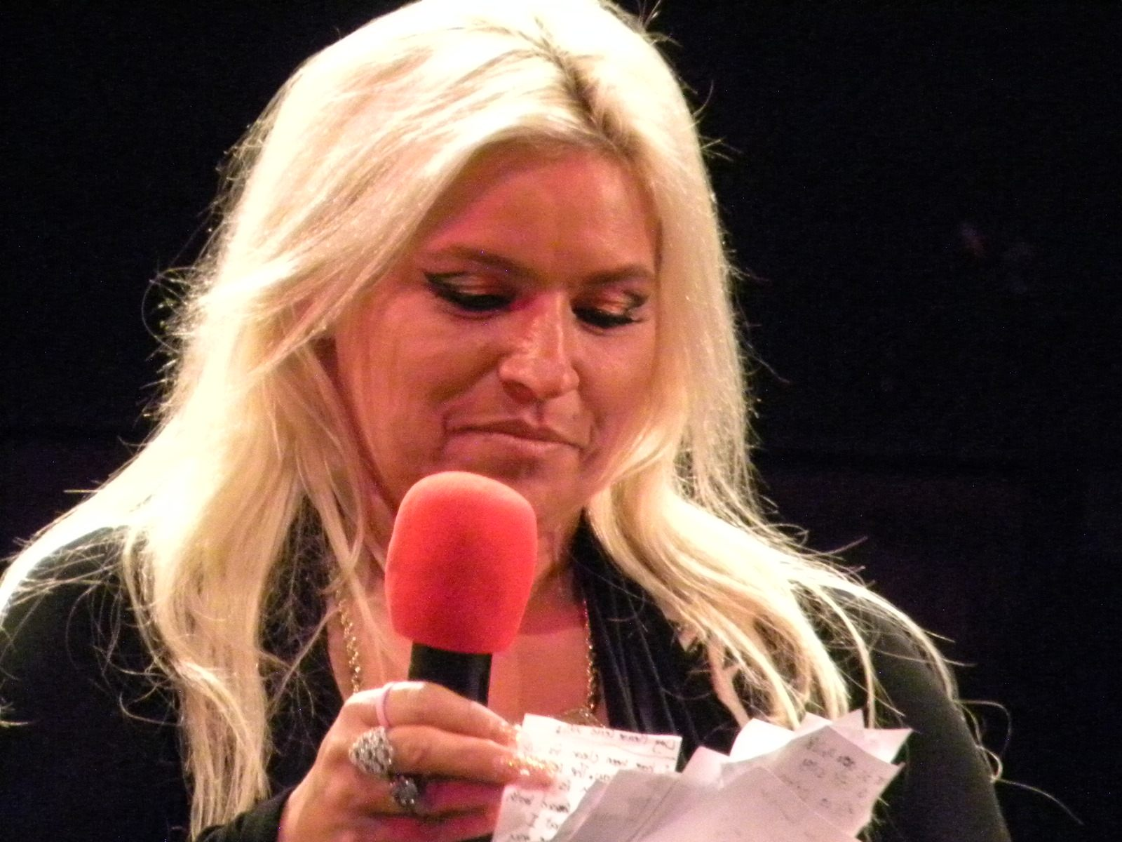 Intelligible beth chapman breast real opinion very