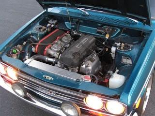 umadapparel: BaT: 1972 Datsun 510 w/ KA24