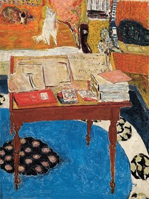 Self Absorbed Boomer Pierre Bonnard Quot Late Interiors Quot At