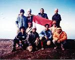 Puncak Gunung Semeru (7.35 AM, 1995)