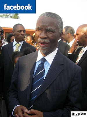 I am an african by thabo mbeki