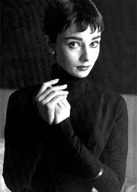 Audrey Hepburn Hairstyles on Consider Audrey Hepburn S Hairstyle When Thinking About Going Short