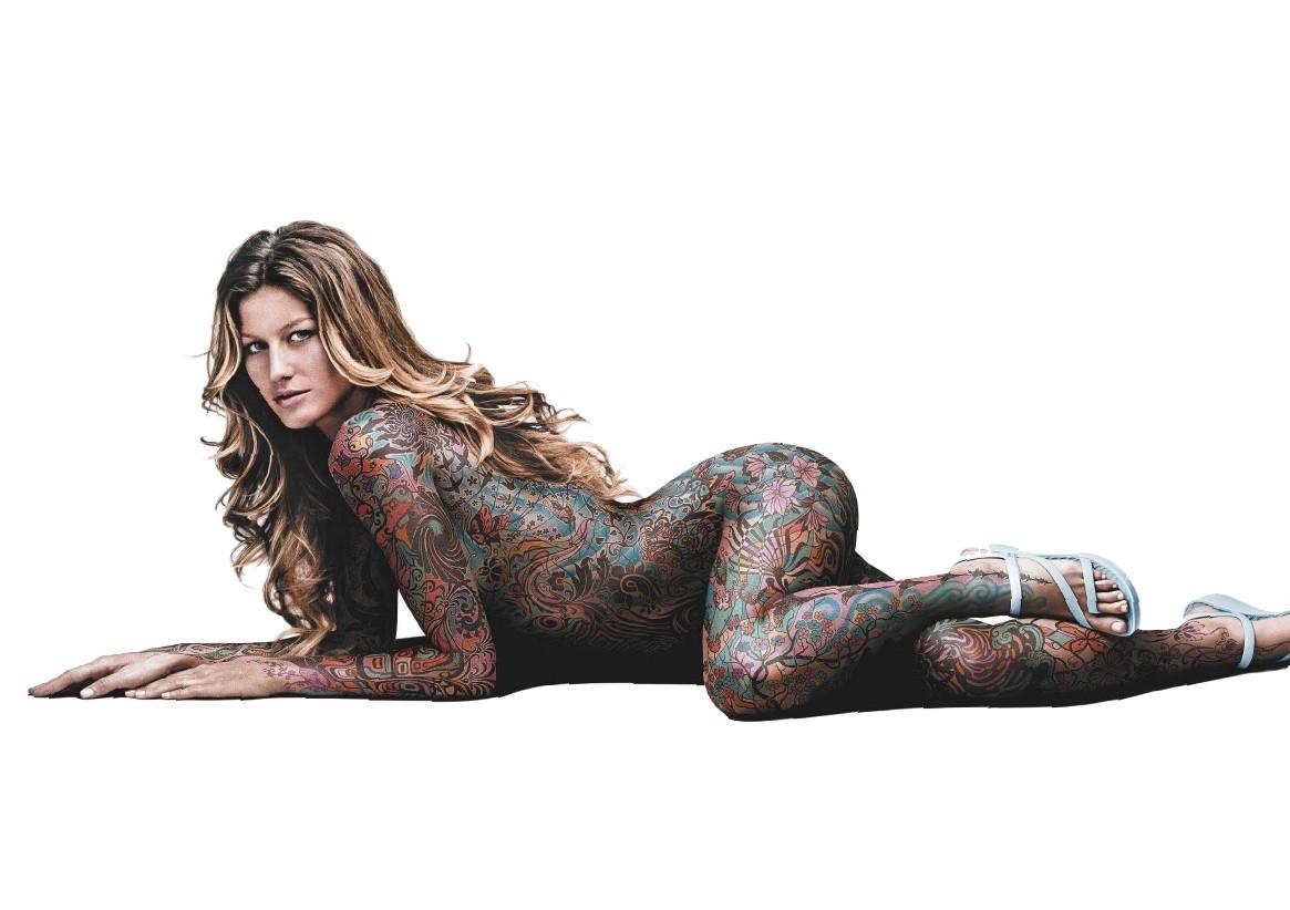 gisele bundchen nude gallery