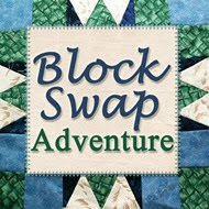 I joined the Block Swap Adventure