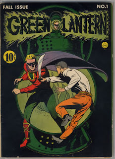 Linterna Verde #1 de julio de 1940